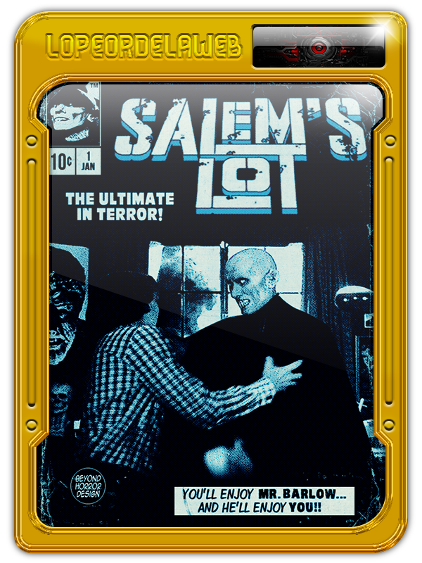 Salem's Lot | El misterio de Salem's Lot  1979 Stephen Kin