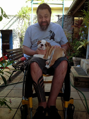 yuka na cadeira de rodas