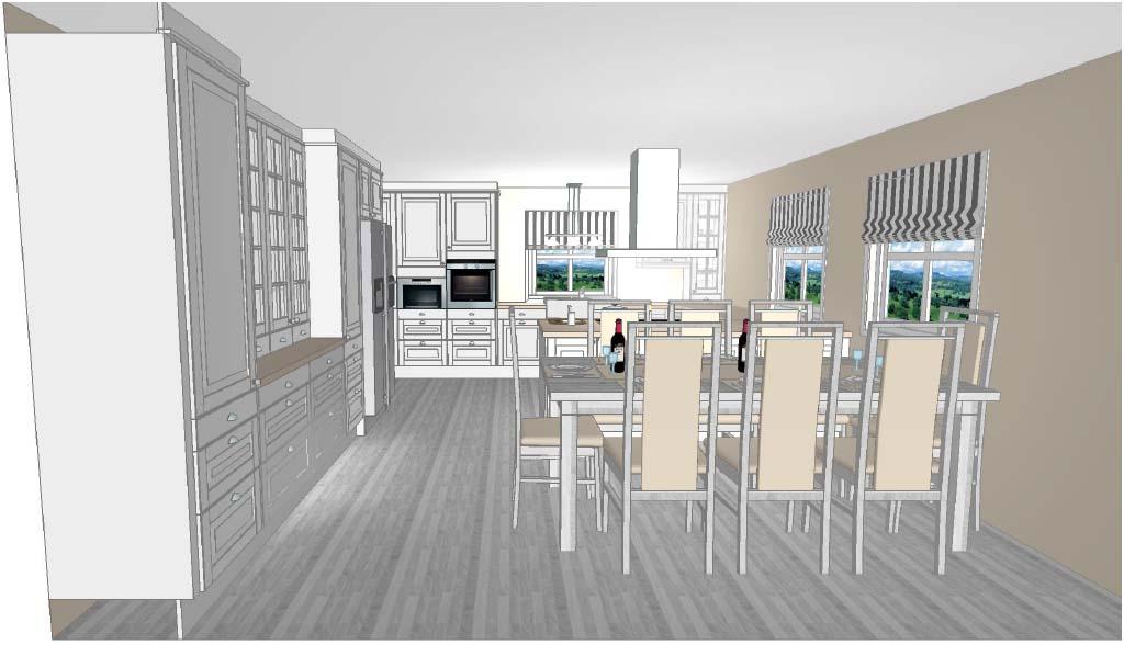 Anno 2009 hjem og sånt: kjøkken, noen endringer