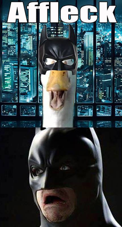 Yes Ben Affleck Has Seen The Sad Affleck Meme IGN - 14 hilarious pictures of sad batman