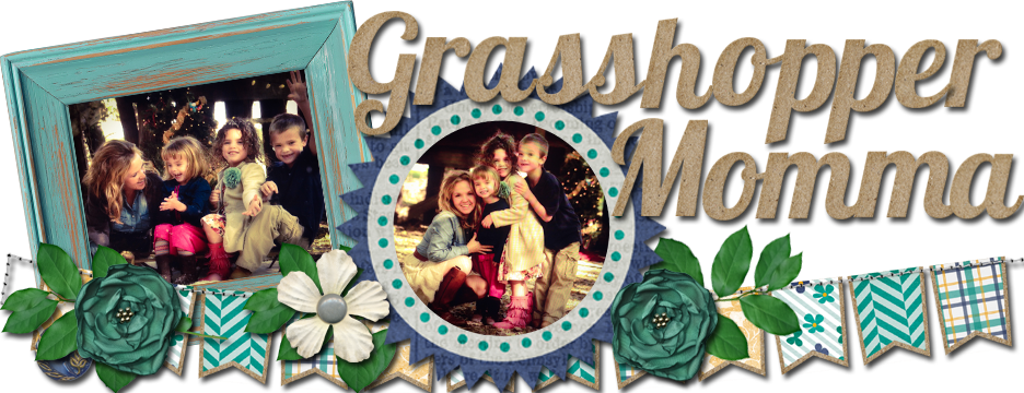 Grasshopper Momma