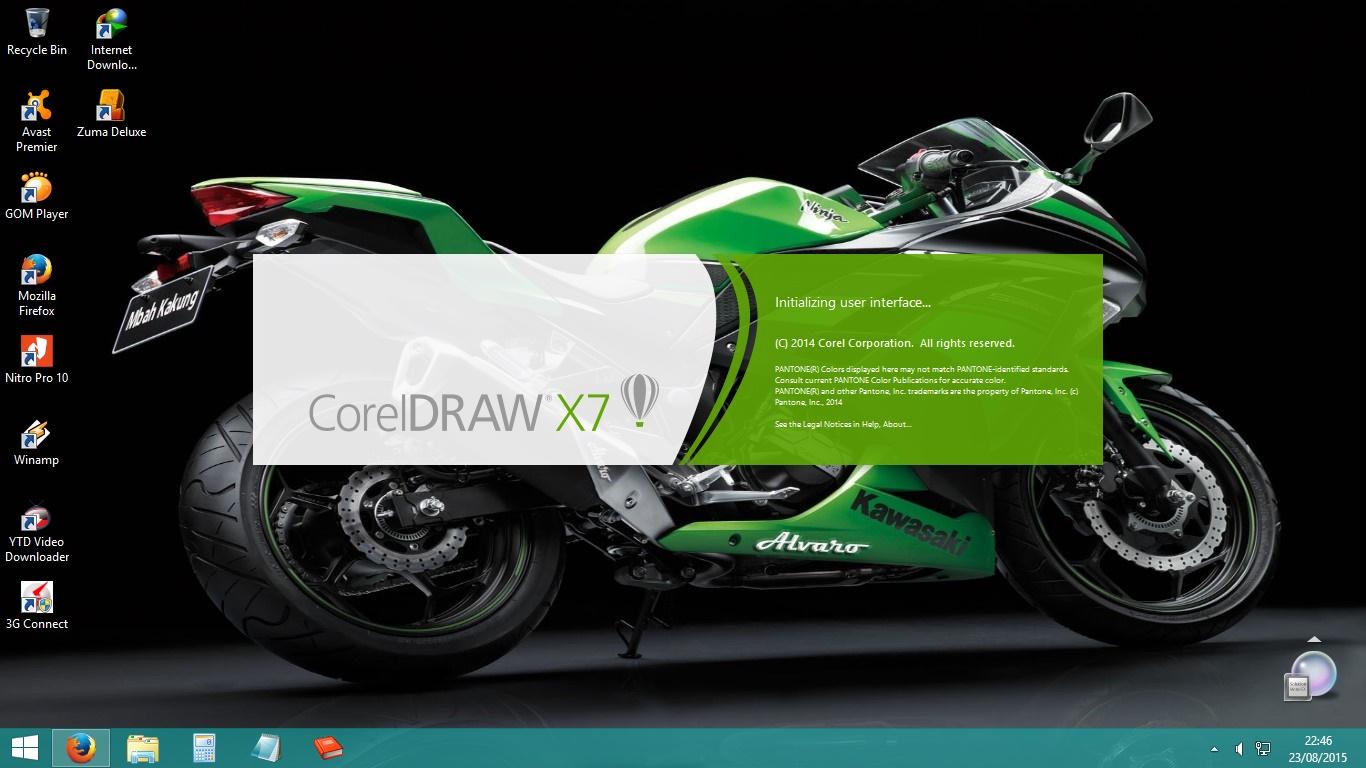 how to draw a triangle in coreldraw x7