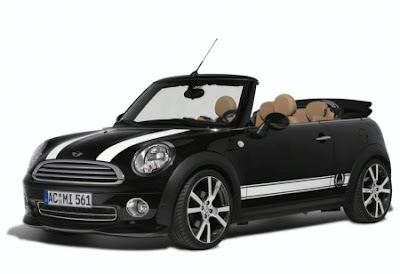 2009 Mini Cooper Convertible Gallery