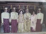 Foto Resepsi Pernikahan 1997
