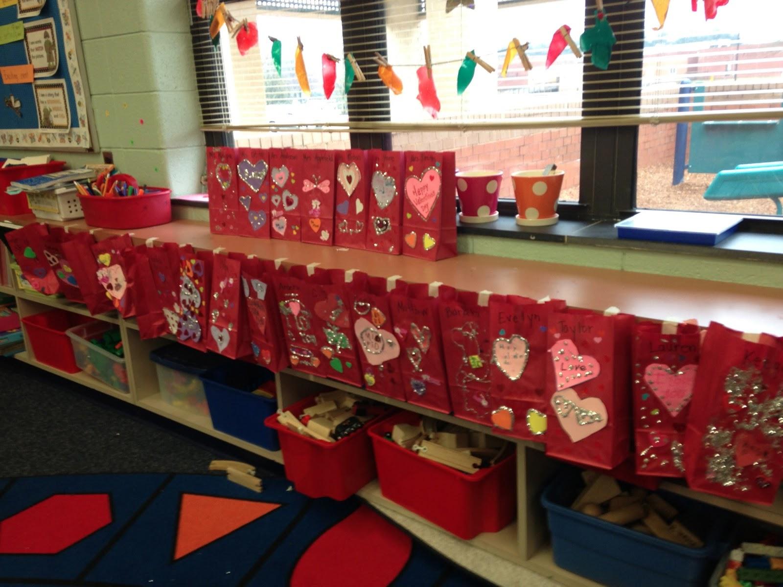 Valentine Bags For Kindergarten : The kindergarten teacher valentine s day in