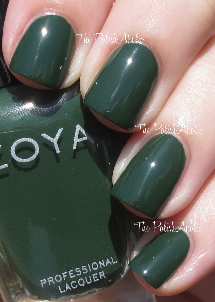 The PolishAholic: Zoya Fall 2013 Cashmere Collection Swatches