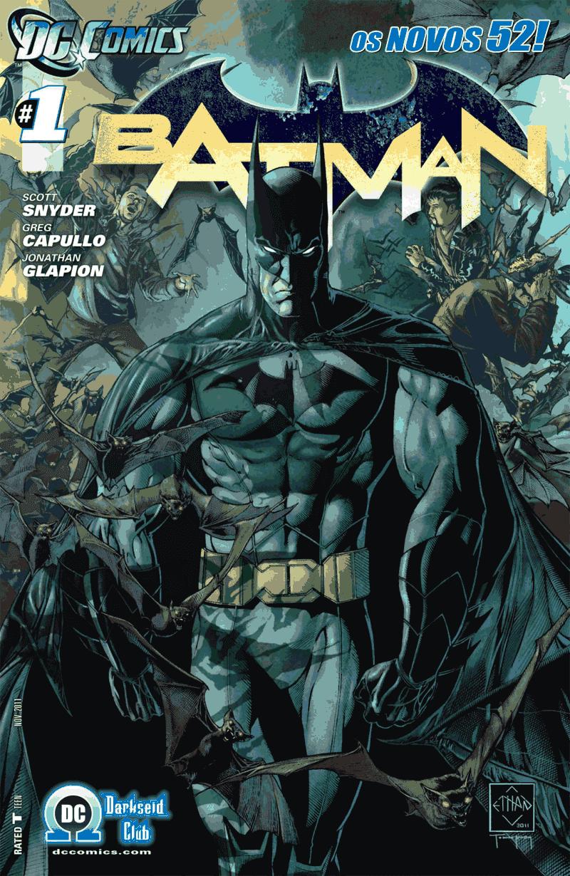 01 - BATMAN