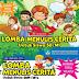 Lomba Menulis Cerita (LMC) untuk Siswa SD/MI dan SMP/MTs