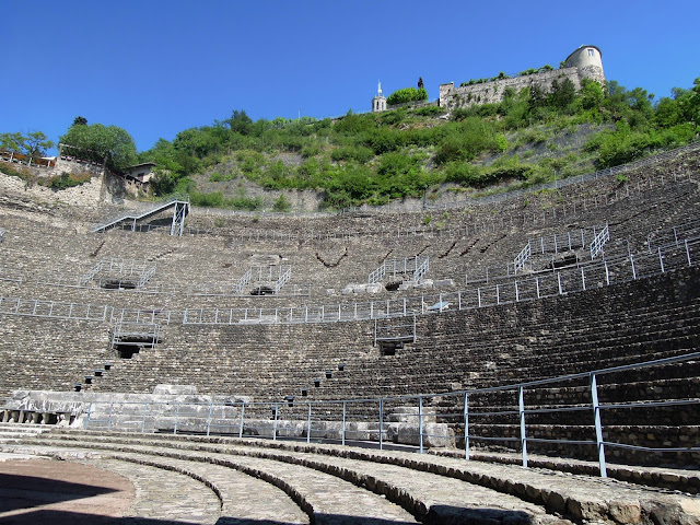 theatre antique vienne
