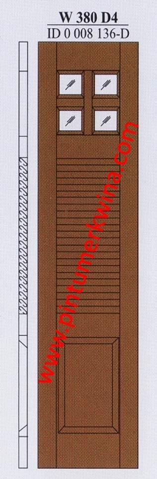 PINTU WINA TYPE W380 D4