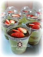 Tiramisu in Cup
