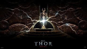 #8 Thor Wallpaper