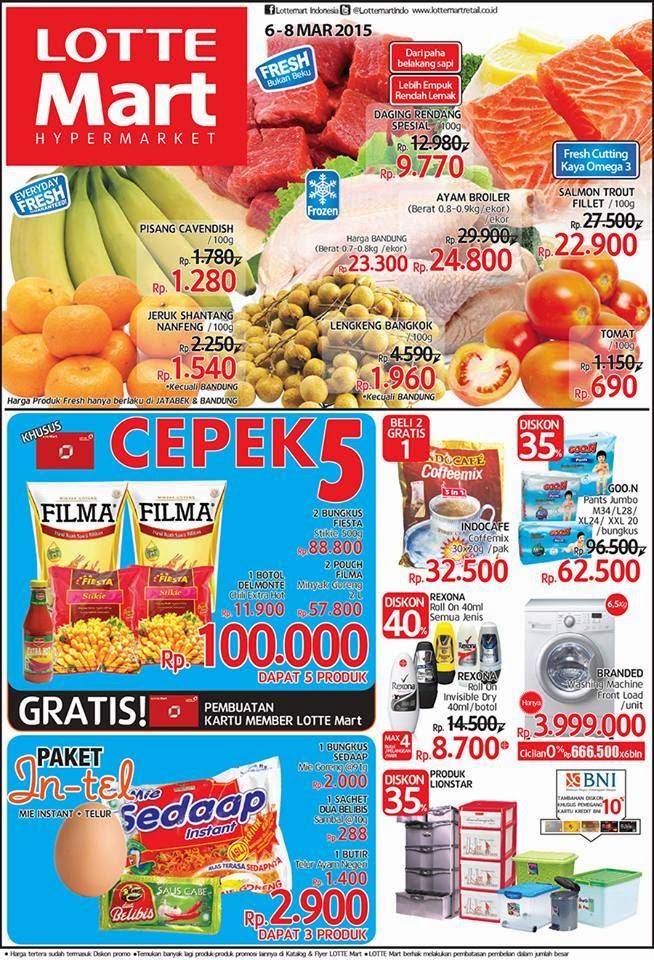 promosi JSM Lottemart