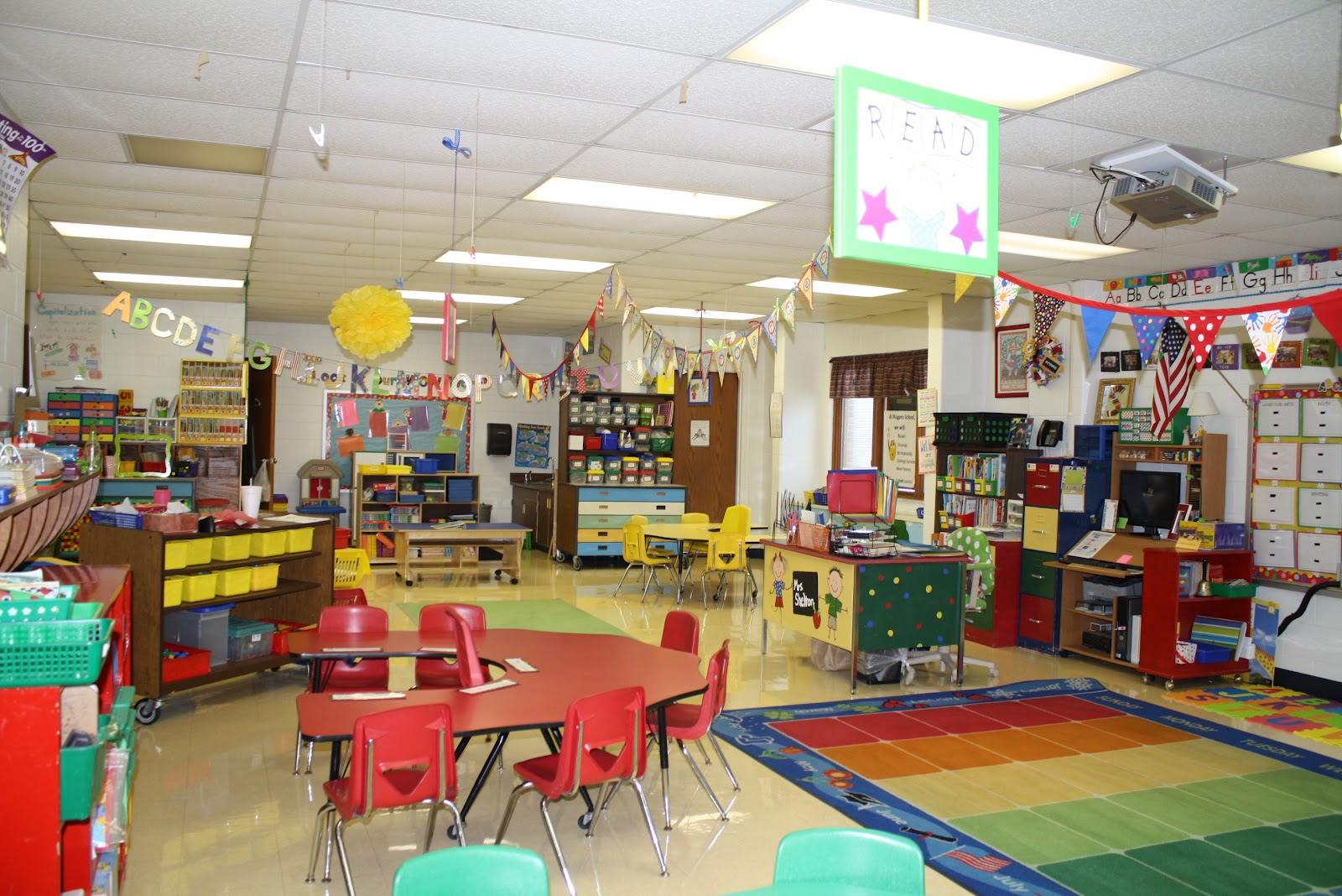 Classroom Design For Kinder : My classroom kindergarten korner