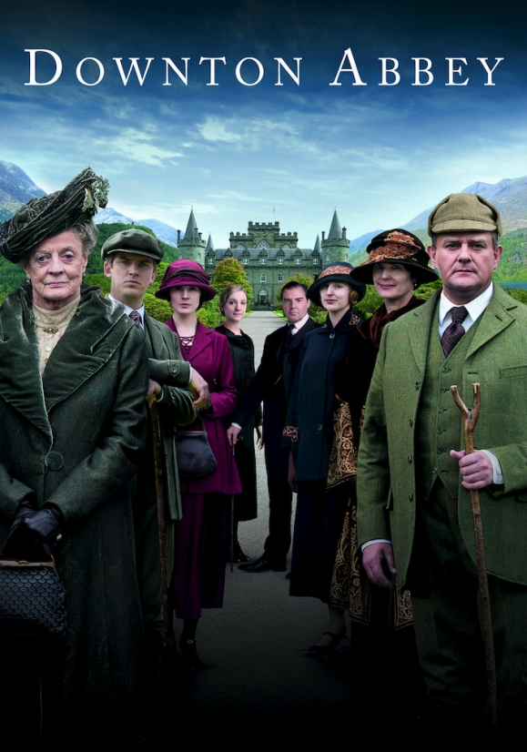 Downton Abbey S03-  Christmas Special  25/12/ 2012 (V.O.S.E.)