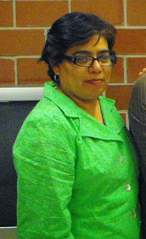 Dra. Ma. Guadalupe Ávila V. Personal de Investigación, SEER/DIE.