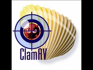 شعار برنامج ClamAV  للحماية من الفيروسات