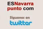 ESNavarra.com Síguenos en twitter