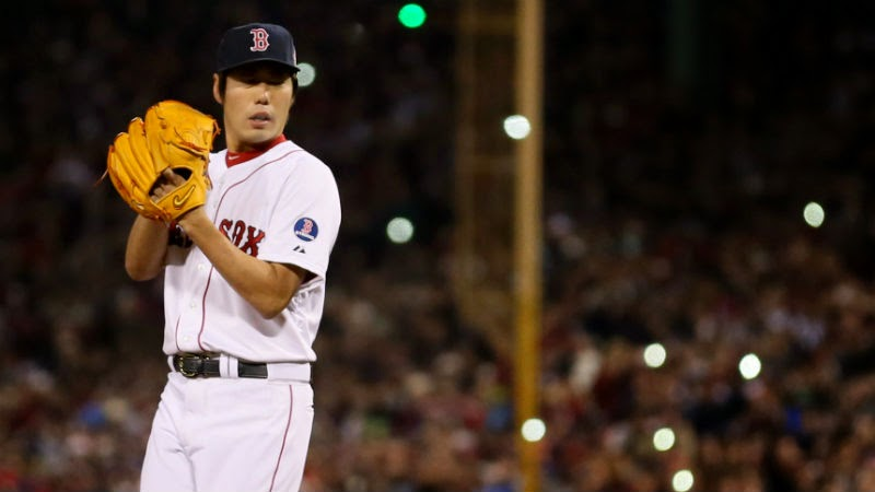 Koji Uehara May Be On Tigers' Radar Screen