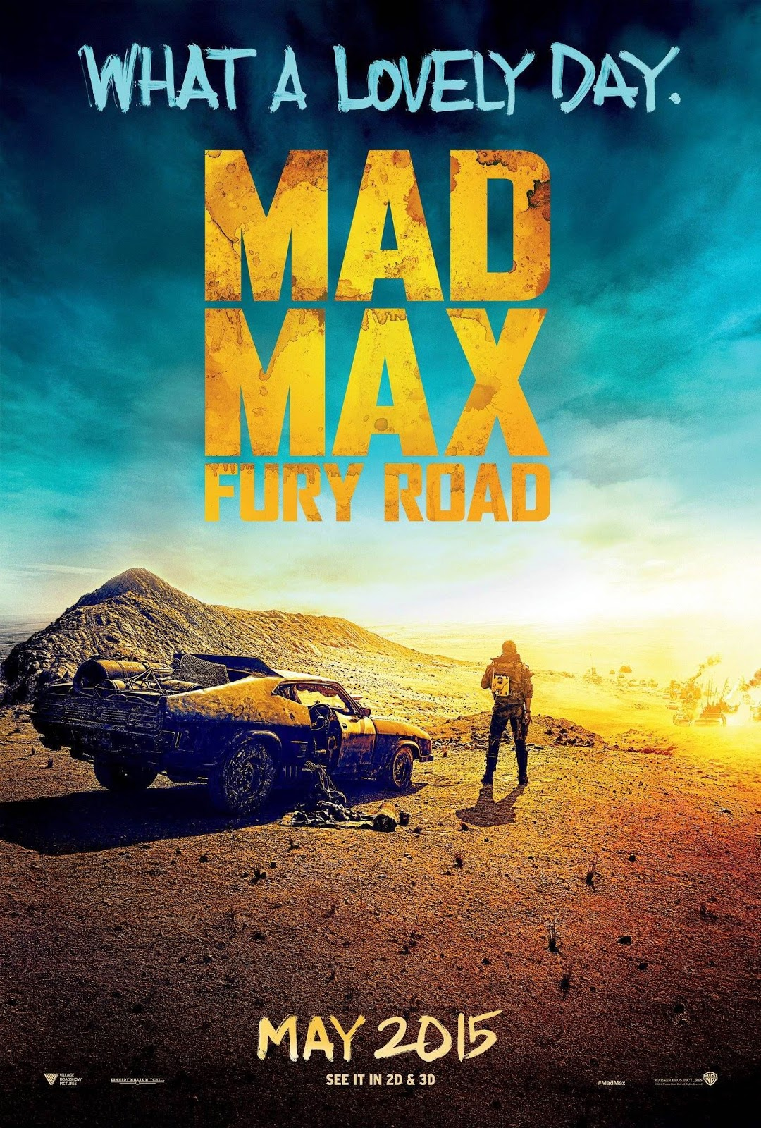 It came from the cineplex mad max fury road