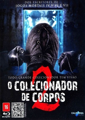 O Colecionador de Corpos 2 BluRay Filmes Torrent Download capa