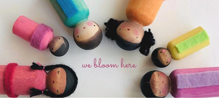 we bloom here