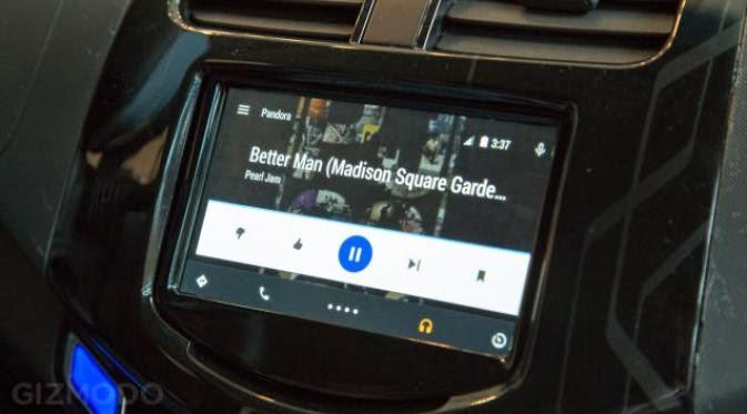 Google Buat Android Untuk Di Mobil