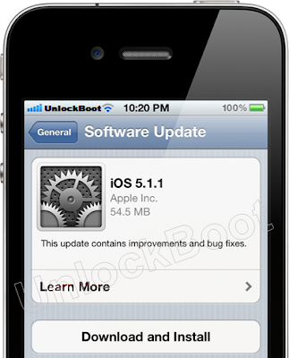 iOS 5.1.1 Bug fixes