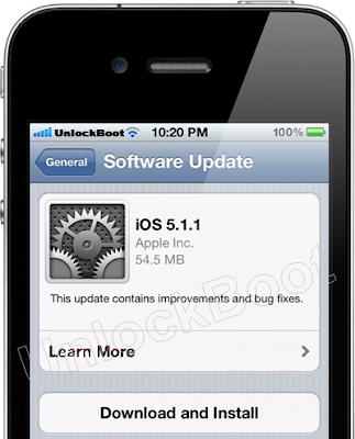 iOS 5.1.1 Bug fixes
