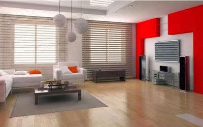 ide Desain Ruang Tamu Modern