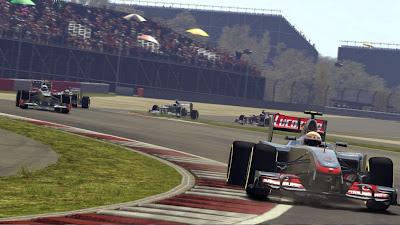 Formula 1 (F1) 2012 Screenshots 2