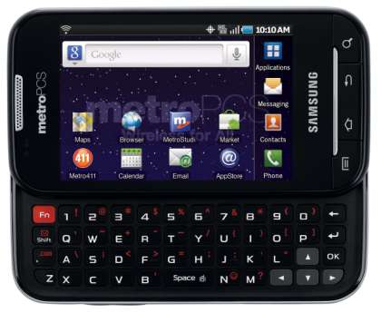 User Manual Samsung Galaxy Indulge 4G LTE MetroPCS SCH R910