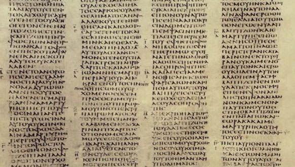 ΟΙ ΤΡΕΙΣ ΠΡΩΤΟΙ ΚΩΔΙΚΕΣ (ΒΙΒΛΙΑ) ΤΗΣ ΚΑΙΝΗΣ ΔΙΑΘΗΚΗΣ