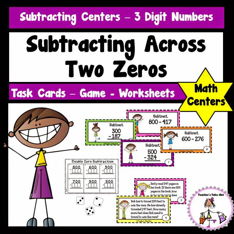 subtraction across zeros 4th grade print subtraction across zeros worksheet esheetssubtracting. Black Bedroom Furniture Sets. Home Design Ideas