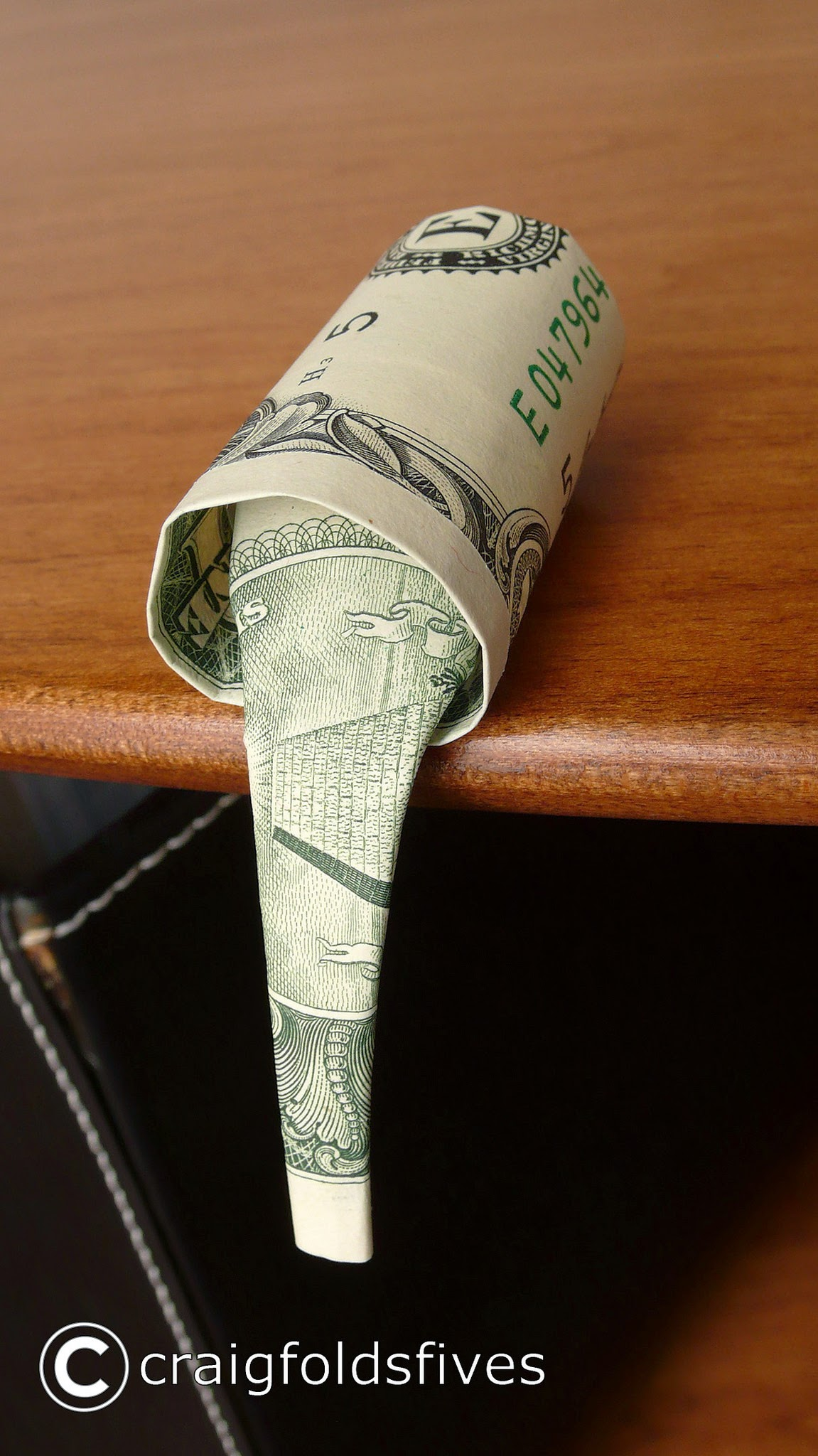 Karya Dolar Origaami