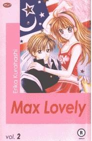 Komik Max Lovely Lengkap Bekas