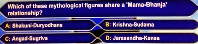 First Jodi Special Registration Question KBC Season 8 Dated 14th May