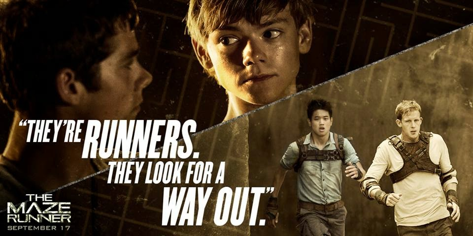 The Maze Runner Still14 Thomas and Gladers6
