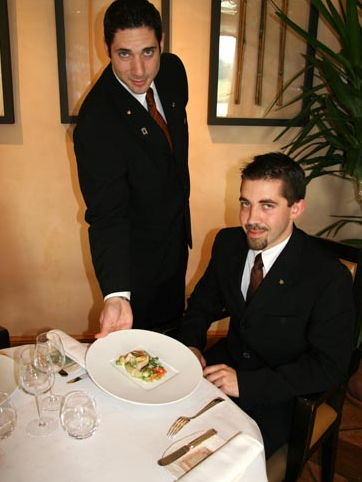 Servicio americano alimkrystyn - Como se sirve en la mesa ...