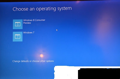 windows 8 installation