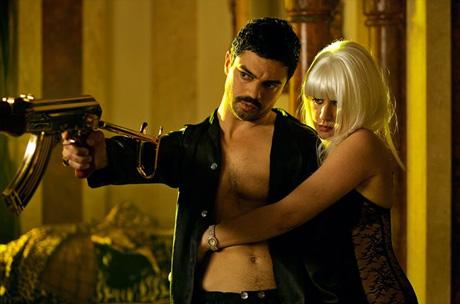 """Dominic Cooper y Ludivine Sagnier en """"El Doble del Diablo"""""""