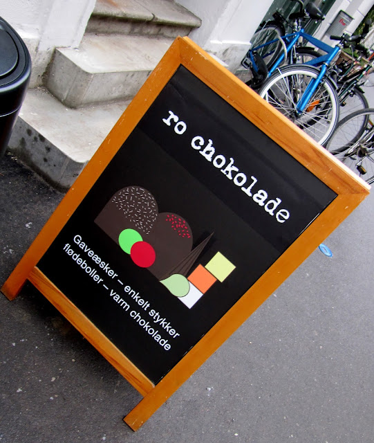 Copenhagen, Ro chokolade, Copenhagen chocolate