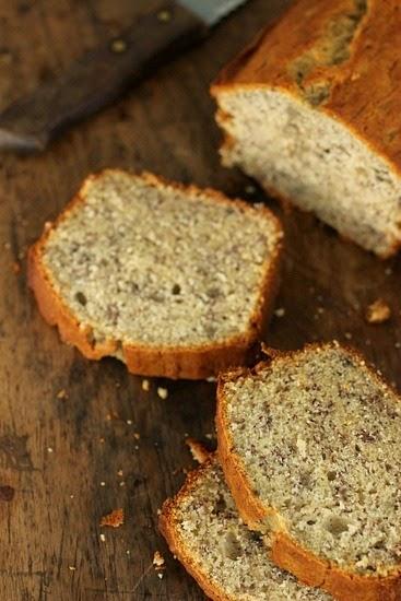 Roasted Banana Bread