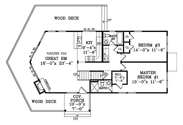 Planos de casas modelos y dise os de casas junio 2013 for Planos de casas rurales