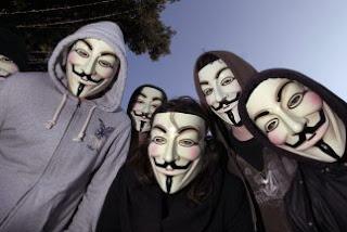 Anonymous ataca la página de la Interpol por venganza