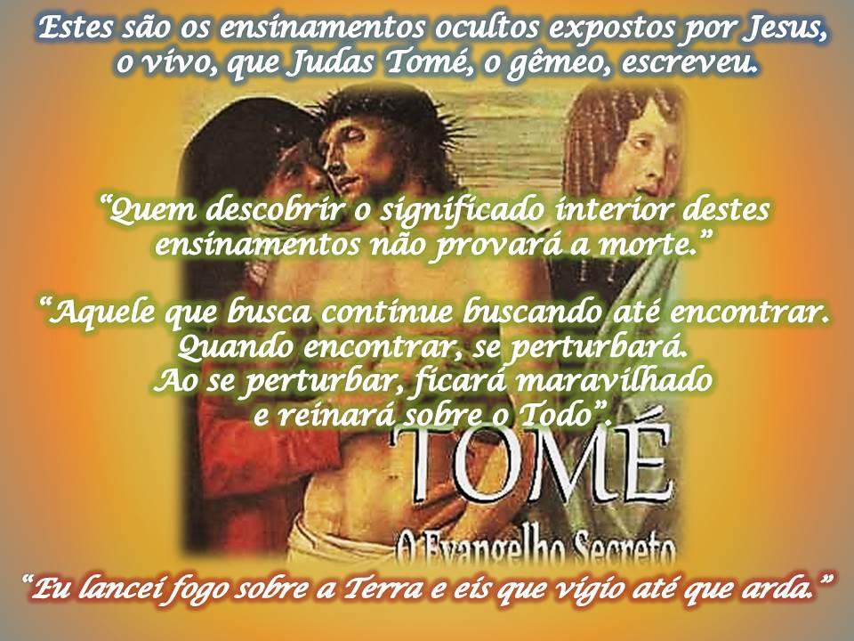EVANGELHO GNOSTICO DE TOME DOWNLOAD