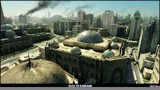 Back to Karkand Battlefield HD Wallpaper