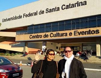 Congresso em Santa Catarina