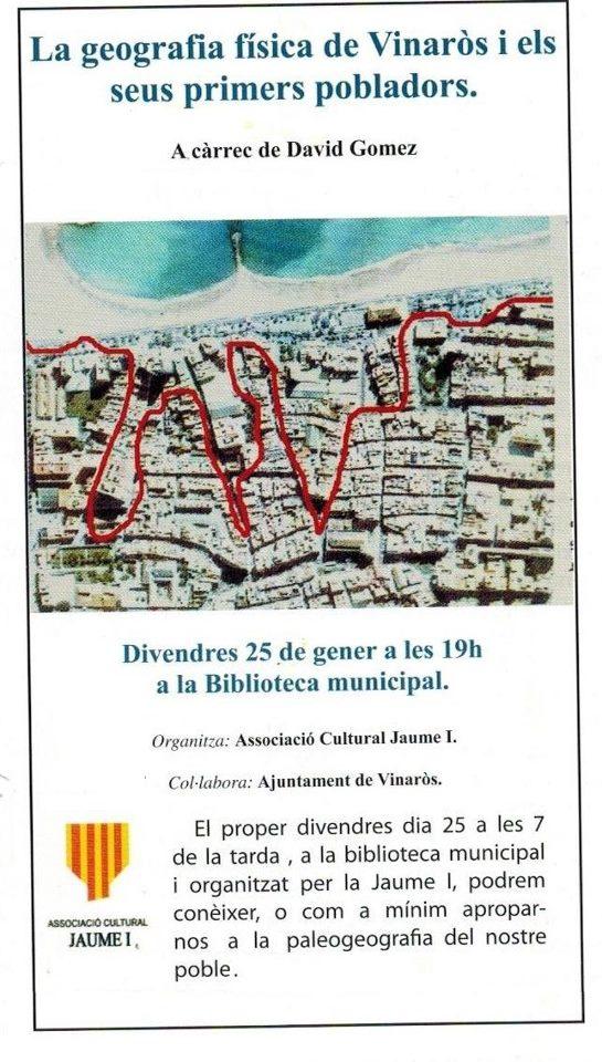 Conferencia 25-1-2013