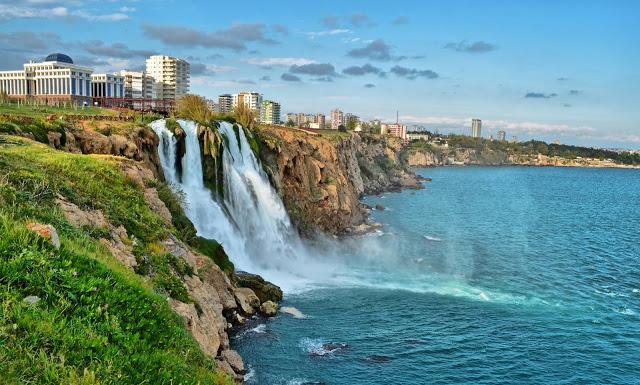 صور المناطق السياحية في انطاليا